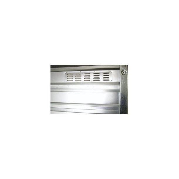 Ventilationsgaller för container