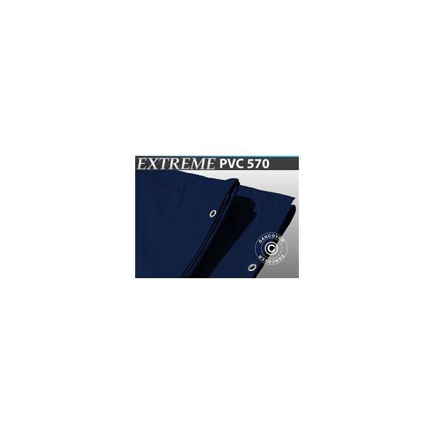Presenning 6 x 8m  PVC 570gr/m²  Grön eller Blå