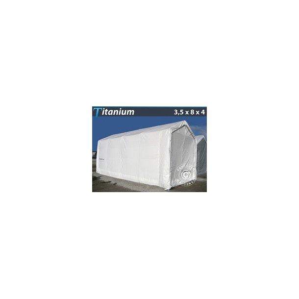 OceanCover Titanium 3,50 x 8,00 x 3 x 4m 600g PVC