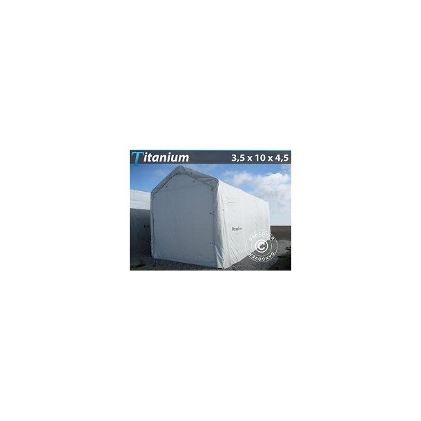 OceanCover Titanium 3,5 x 10 x 3,5 x 4,5m 600g PVC