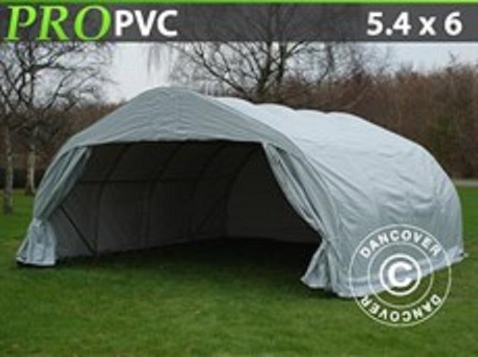 Dubbel garagetält 5,4 x 6 x 2,9 M PVC Large AllHall i