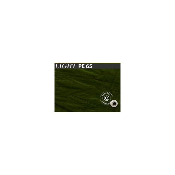 Presenning 6 x 10m  PE 65gr/m²   Grön