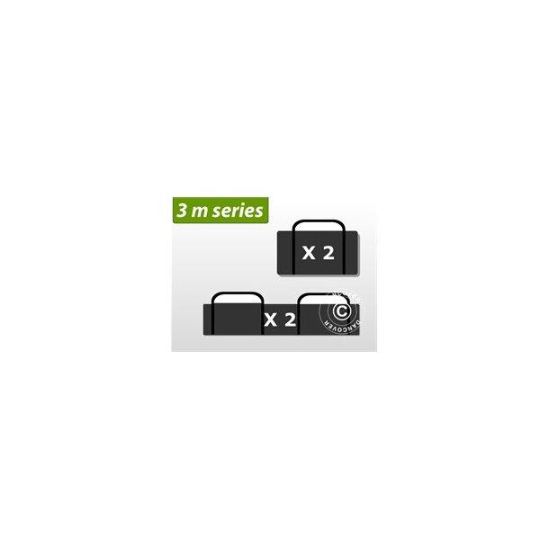 Väskpaket 3m, 4m, 5m och 6m - Serien