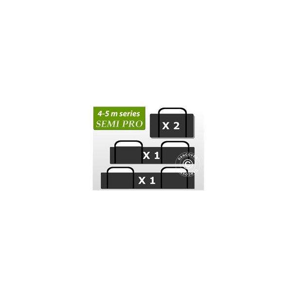 Väskpaket 4m, 5m, 6m, 7m och 8m - SEMI PRO Serien