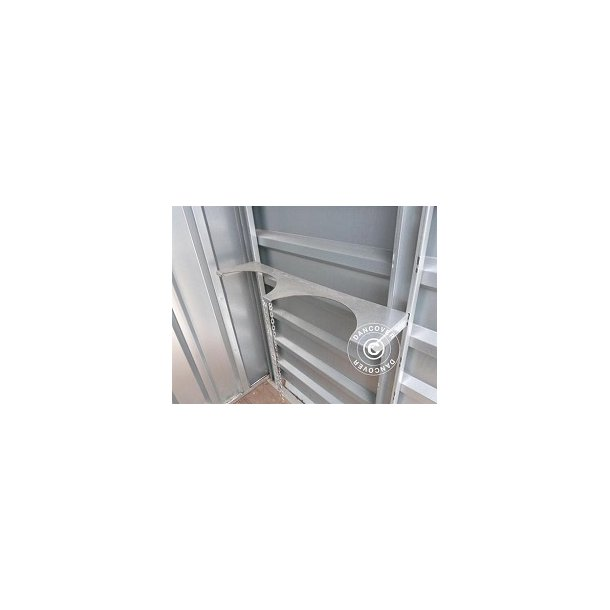 Gastubhållare 76,3x22x6m