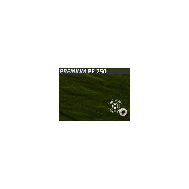 Presenning 6 x 8 m  PE 250 gr/m²  Grön (2st)