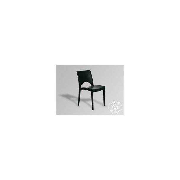 Stol, Paris , 49x51x80 cm, Antracit, 6 st