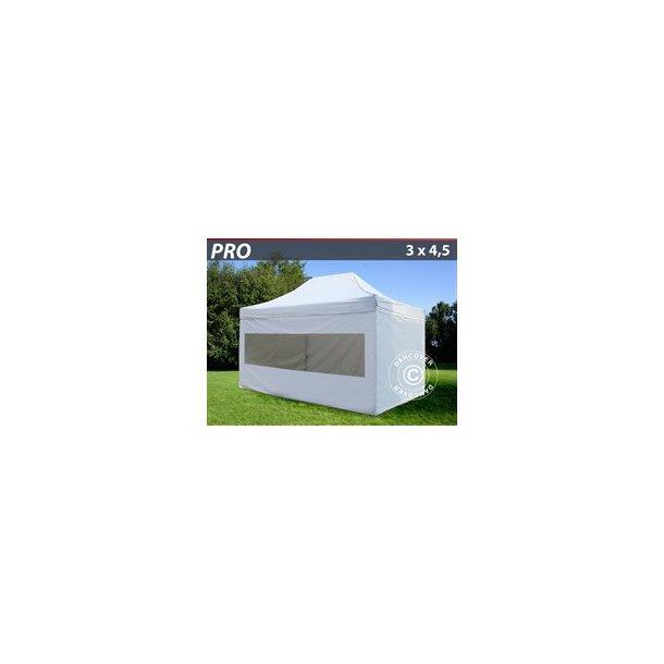 FleXtents PRO 3x4,5m Aluminium Vit