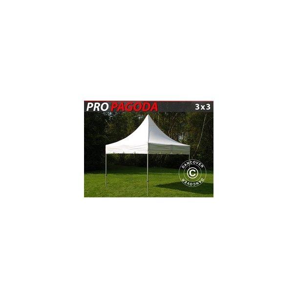 FleXtents PRO PAGODA 3x3m  (3 färger)