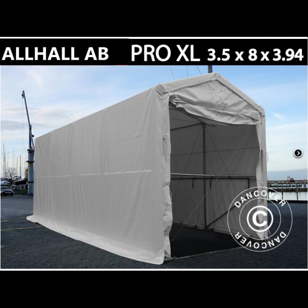 LAGERTÄLT PRO XL 3,5 x 8 x 3,3 x 3,94M, PVC 600g