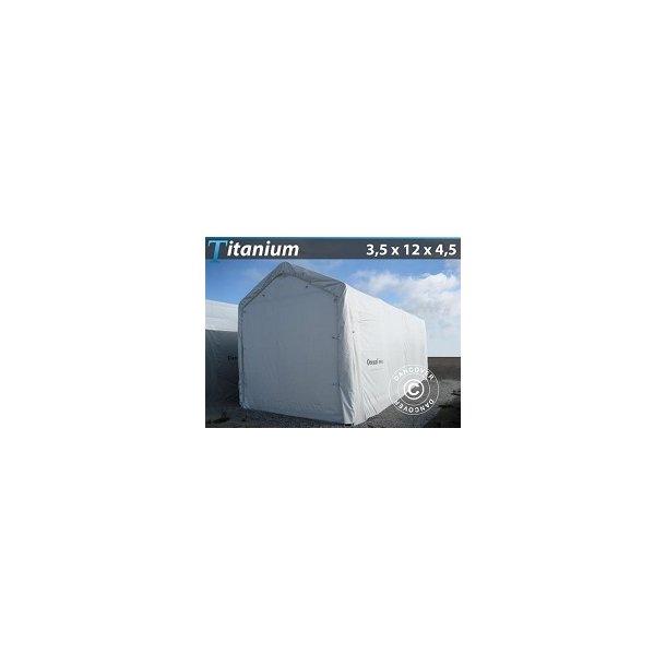 OceanCover Titanium 3,5 x 12 x 3,5 x 4,5m 600g PVC