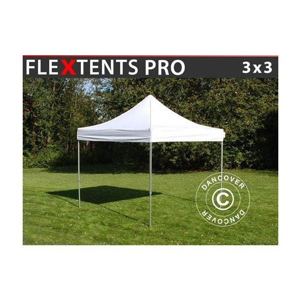 FleXtents PRO 3x3m Vit