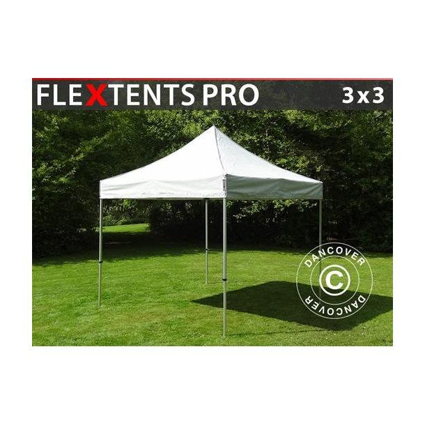 FleXtents PRO 3x3m Silver