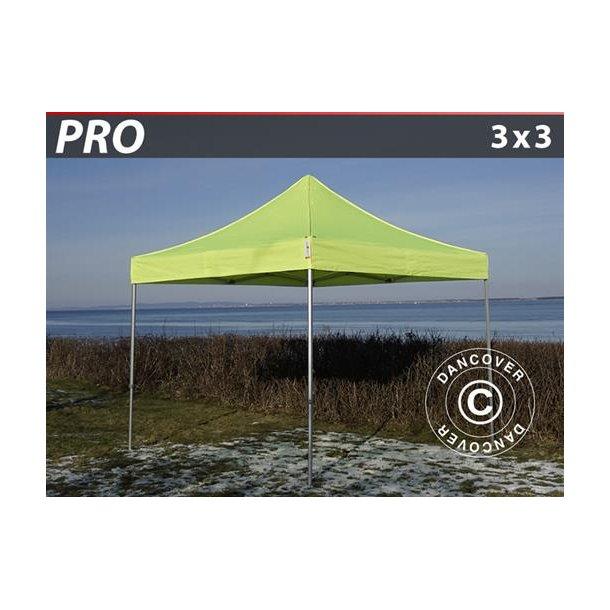 FleXtents PRO 3x3m Neongul/grön