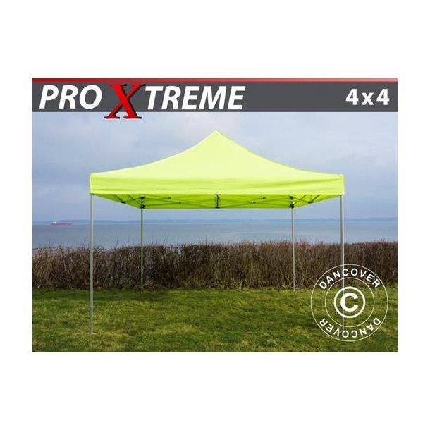 Snabbtält FleXtents Xtreme 4x4m Neongul/Grön