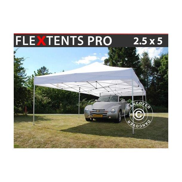 FleXtents PRO 2,5x5m Vit