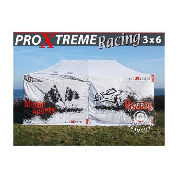 Snabbtält FleXtents PRO Xtreme Racing 3x6m, begränsad utgåva