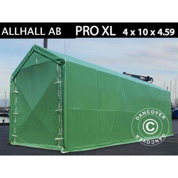 LAGERTÄLT PRO XL 4 x 10 x 3,5 x 4,59M,  PVC 600g
